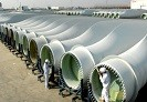 Manufacturing of wind turbine blades.