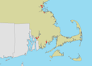 Massachusetts state offshore wind ports and infrastructure locations