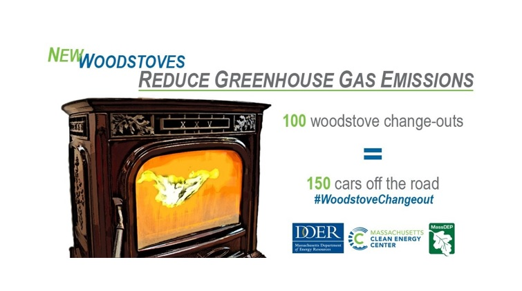 New woodstoves reduce greenhouse gas emissions